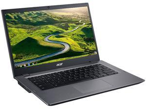 "Acer CP5-471-581N Chromebook Intel Core i5 6th Gen 6200U (2.30 GHz) 8 GB LPDDR3 Memory 32 GB Flash 14.0"" Chrome OS (Manufacturer Recertified)"