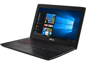 ASUS FX502VM-AH51 Gaming Laptop Intel Core i5 6th Gen 6300HQ (2.30 GHz) 16 GB Memory 1 TB HDD  GeForce GTX 1060 3 GB ...