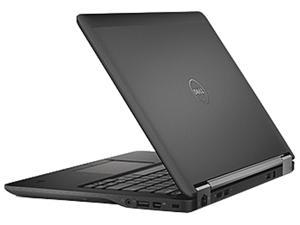 "DELL Laptop Latitude E7250 Intel Core i7 5th Gen 5600U (2.60 GHz) 8 GB Memory 256 GB SSD Intel HD Graphics 5500 12.5"" Touchscreen Windows 10 Pro"