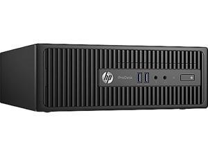 HP PROMO PRODESKTOP 400 G3 SFF, INTEL CORE I5-6500 3.2G 6M, 500GB HDD 7200 SATA,