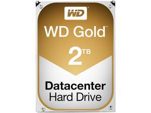 WD Gold 2TB Datacenter Hard Disk Drive - 7200 RPM Class SATA 6Gb/s 128MB Cache 3.5 inch - WD2005FBYZ