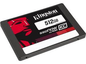 """Kingston SSDNow KC400 SKC400S3B7A/512G 2.5"""" 512GB SATA III Business Solid State Disk"""