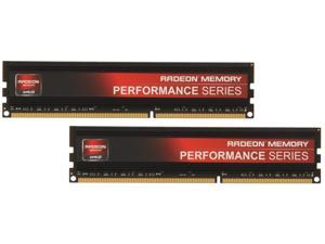 AMD Performance Edition 8GB (2 x 4GB) 240-Pin DDR3 SDRAM DDR3 1866 (PC3 14900) Desktop Memory Model Radeon RP1866 (AP38G1860U2K)