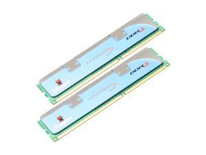 HyperX 2GB (2 x 1GB) 240-Pin DDR3 SDRAM DDR3 1375 (PC3 11000) Dual Channel Kit Desktop Memory Model KHX11000D3LLK2/2G