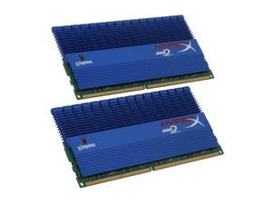 HyperX T1 Series 2GB (2 x 1GB) 240-Pin DDR2 SDRAM DDR2 800 (PC2 6400) Dual Channel Kit Desktop Memory Model KHX6400D2T1K2/2GR