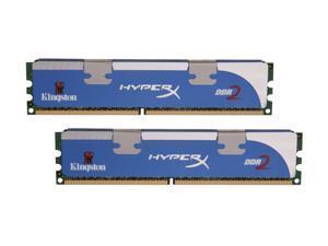 HyperX 4GB (2 x 2GB) 240-Pin DDR2 SDRAM DDR2 1066 Desktop Memory Model KHX8500D2K2/4G