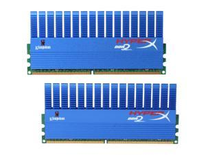 HyperX T1 Series 4GB (2 x 2GB) 240-Pin DDR2 SDRAM DDR2 1066 (PC2 8500) Dual Channel Kit Desktop Memory