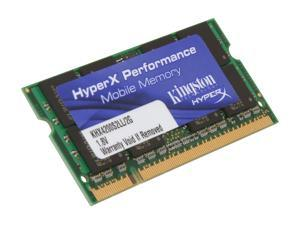 HyperX 2GB 200-Pin DDR2 SO-DIMM DDR2 533 (PC2 4200) Laptop Memory