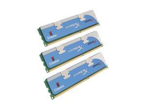 HyperX 3GB (3 x 1GB) 240-Pin DDR3 SDRAM DDR3 1600 (PC3 12800) Desktop Memory