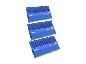 HyperX T1 Series 6GB (3 x 2GB) 240-Pin DDR3 SDRAM DDR3 2000 (PC3 16000) XMP Tall HS Desktop Memory Model KHX2000C9D3T1K3/6GX