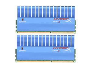 HyperX T1 Series 4GB (2 x 2GB) 240-Pin DDR3 SDRAM DDR3 2000 (PC3 16000) Desktop Memory Model KHX2000C8D3T1K2/4GX