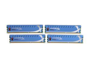 HyperX 8GB (4 x 2GB) 240-Pin DDR3 SDRAM DDR3 1333 Desktop Memory