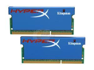 HyperX 4GB (2 x 2GB) 204-Pin DDR3 SO-DIMM DDR3 1866 Laptop Memory Model KHX1866C9S3K2/4GX