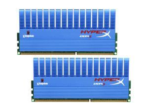 HyperX T1 Series 8GB (2 x 4GB) 240-Pin DDR3 SDRAM DDR3 1600 (PC3 12800) Desktop Memory Model KHX1600C9D3T1K2/8GX
