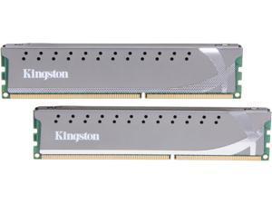 HyperX 8GB (2 x 4GB) 240-Pin DDR3 SDRAM DDR3 1600 HyperX Plug n Play Desktop Memory Model KHX1600C9D3P1K2/8G