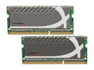 HyperX 8GB (2 x 4GB) 204-Pin DDR3 SO-DIMM DDR3 1866 HyperX Plug n Play Laptop Memory Model KHX1866C11S3P1K2/8G