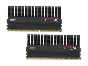 HyperX T1 Black Series 8GB (2 x 4GB) 240-Pin DDR3 SDRAM DDR3 1866 Desktop Memory Model KHX1866C9D3T1BK2/8GX