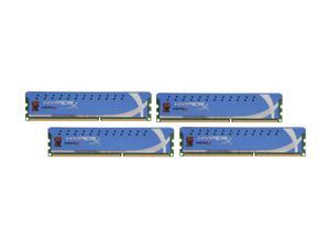 HyperX 16GB (4 x 4GB) 240-Pin DDR3 SDRAM DDR3 2133 Desktop Memory XMP Model KHX2133C11D3K4/16GX