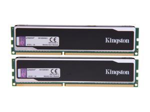 HyperX Black Series 4GB (2 x 2GB) 240-Pin DDR3 SDRAM DDR3 1333 Desktop Memory Model KHX13C9B1BK2/4