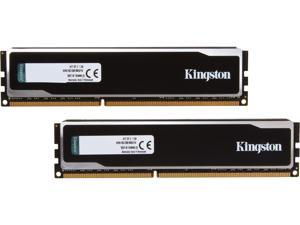HyperX Black Series 16GB (2 x 8GB) 240-Pin DDR3 SDRAM DDR3 1600 (PC3 12800) Desktop Memory Model KHX16C10B1BK2/16