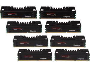HyperX Beast 64GB (8 x 8GB) 240-Pin DDR3 SDRAM DDR3 1866 Desktop Memory