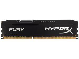 HyperX Fury 8GB (2 x 4GB) 240-Pin DDR3 SDRAM DDR3 1600 (PC3 12800) Desktop Memory Model KHX16C10F1K2/8