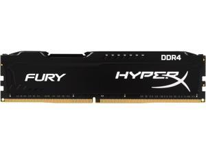 HyperX FURY 8GB 288-Pin DDR4 SDRAM DDR4 2666 (PC4 21300) Intel X99 Desktop Memory Model HX426C15FB/8