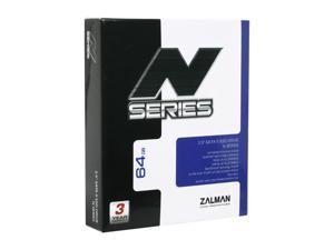 """Zalman N Series SSD0064N1 2.5"""" 64GB SATA II MLC Internal Solid State Drive (SSD)"""