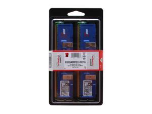 Kingston HyperX 1GB (2 x 512MB) DDR2 800 (PC2 6400) Dual Channel Kit Memory