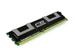 Kingston ValueRAM 1GB 240-Pin DDR2 FB-DIMM Server Memory Model KVR667D2D8F5/1G