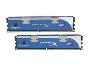 Kingston HyperX 2GB (2 x 1GB) 240-Pin Dual Channel Kit Desktop Memory