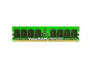 Kingston 4GB 240-Pin DDR2 SDRAM DDR2 400 (PC2 3200) ECC Registered Server Memory Model KVR400D2D4R3/4G