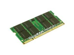 Kingston 2GB (2 x 1GB) 200-Pin DDR2 SO-DIMM DDR2 667 (PC2 5300) Dual Channel Kit Memory for Apple Notebook Model KTA-MB667K2/2G