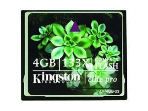 Kingston Elite Pro 4GB Compact Flash (CF) Flash Card