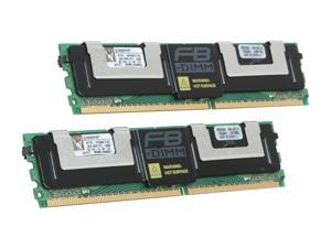 Kingston 4GB (2 x 2GB) 240-Pin DDR2 FB-DIMM Dual Channel Kit System Specific Memory