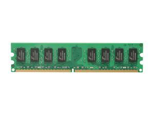 Kingston 2GB 240-Pin DDR2 SDRAM DDR2 800 (PC2 6400) Desktop Memory Model KVR800D2N6/2G