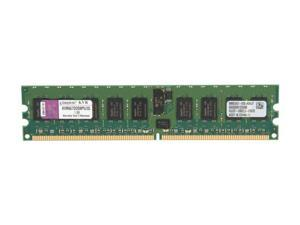 Kingston ValueRAM 2GB 240-Pin DDR2 SDRAM Server Memory Model KVR667D2D8P5/2G