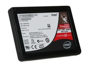 "Kingston SSDNow M Series SNM125-S2/80GB 2.5"" 80GB SATA II MLC Internal Solid State Drive (SSD)"