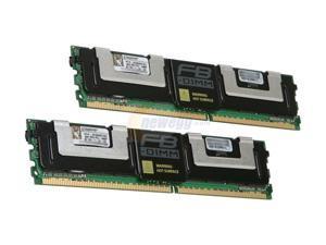 Kingston 8GB (2 x 4GB) 240-Pin DDR2 FB-DIMM DDR2 800 (PC2 6400) Memory For Apple Model KTA-XE800K2/8G