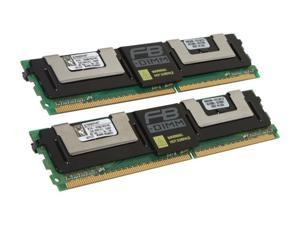 Kingston 4GB (2 x 2GB) 240-Pin DDR2 FB-DIMM DDR2 667 (PC2 5300) Memory for Apple Model KTA-XE667K2/4G