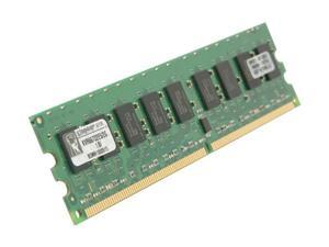 Kingston ValueRAM 2GB 240-Pin DDR2 SDRAM Server Memory Model KVR667D2E5/2G