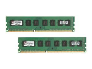 Kingston 8GB (2 x 4GB) 240-Pin DDR3 SDRAM DDR3 1333 (PC3 10600) Desktop Memory