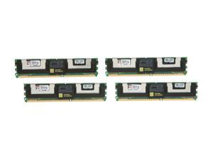 Kingston ValueRAM 8GB (4 x 2GB) 240-Pin DDR2 FB-DIMM Server Memory Model KVR667D2D8F5K4/8G