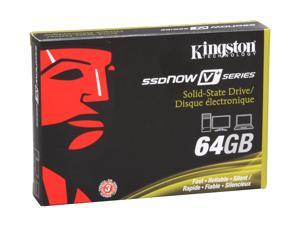 "Kingston SSDNow V+ Series SNVP325-S2/64GB 2.5"" MLC Internal Solid State Drive (SSD)"