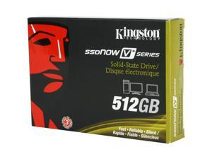"Kingston SSDNow V+ Series SNVP325-S2/512GB 2.5"" MLC Internal Solid State Drive (SSD)"