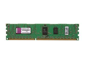Kingston 1GB 240-Pin DDR3 SDRAM Server Memory Model KVR1333D3S8R9S/1G