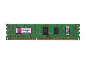 Kingston 1GB 240-Pin DDR3 SDRAM ECC Registered DDR3 1333 Server Memory Model KVR1333D3S8R9S/1G