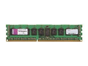 Kingston 4GB 240-Pin DDR3 SDRAM ECC Registered DDR3 1333 Server Memory Model KVR1333D3D8R9S/4G