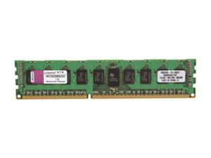 Kingston 2GB 240-Pin DDR3 SDRAM ECC Registered DDR3 1333 Server Memory Model KVR1333D3D8R9S/2GHT