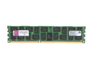 Kingston 4GB 240-Pin DDR3 SDRAM ECC Registered DDR3 1333 Server Memory Model KVR1333D3Q8R9S/4G